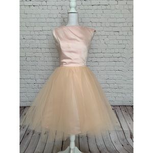 Ballet Punk Tule Dress